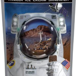 astronaut ice cream vanilla