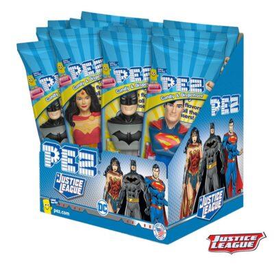Justice League Pez