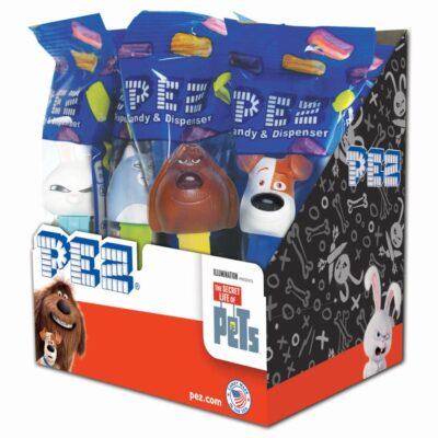 Secret Life of Pets Pez Dispenser