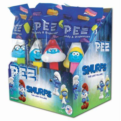 Smurfs Pez Dispenser