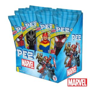 Marvel Pez Dispenser