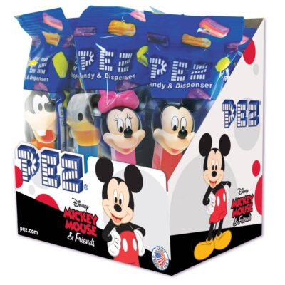 mickey mouse pez dispenser