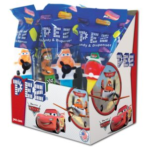 World of Cars and Planes Pez