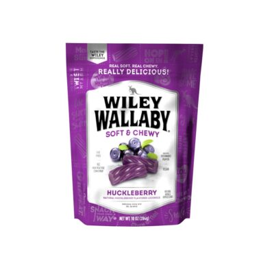 wiley wallaby huckleberry