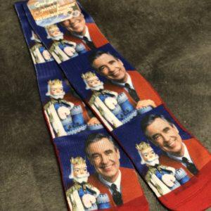 Mister Rogers Socks