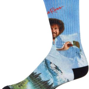 Bob Ross Basics Socks