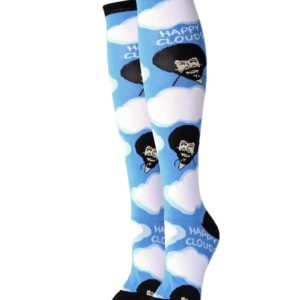 Happy Clouds Women's Knee High Socks