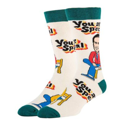you're special mister rogers neighborhood socks