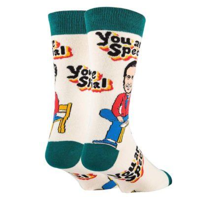 you're special socks back