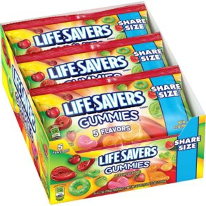 Lifesavers Gummies Case