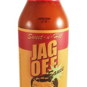 Jagoff Sweet N Hot Sauce