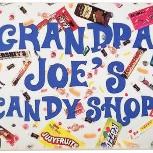 Grandpa Joe's Magnet