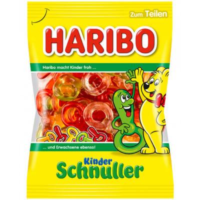 German Haribo Kinder Schnuller Gummy Pacifiers