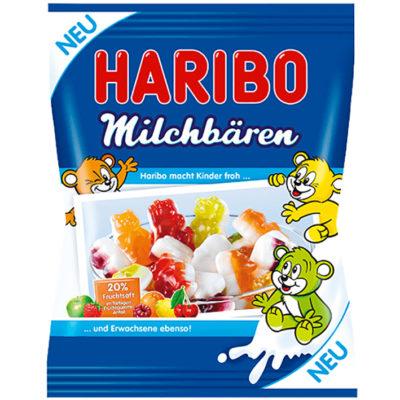 German Haribo Milchbaren Milk Bears