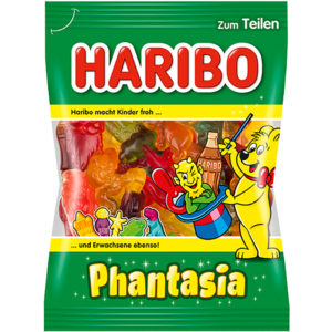 German Haribo Phantasia Gummy Assortment