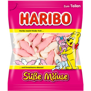 German Haribo Susse Mause