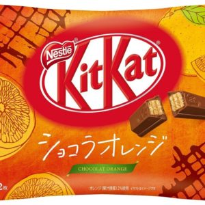 kit kat chocolate orange