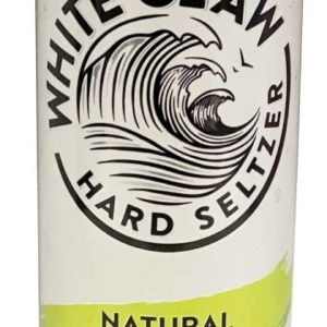 Natural Lime White Claw Candle