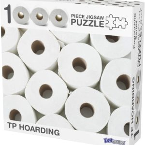 Funwares TP Hoarding 1000-Piece Jigsaw Puzzle