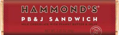 PB&J Sandwich Hammond's