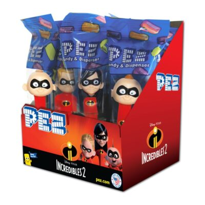 Incredibles 2 Pez Dispenser