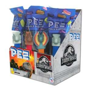 Jurassic World Pez Dispenser