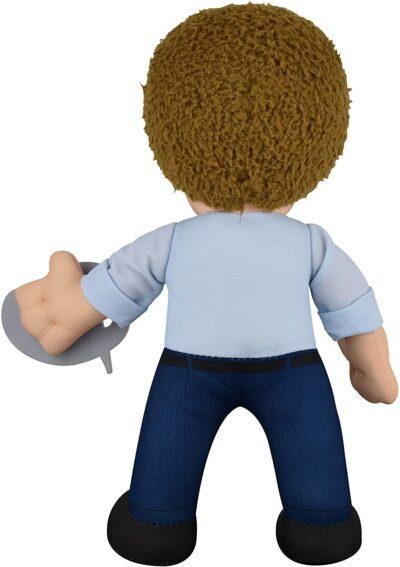 bob ross plush figure