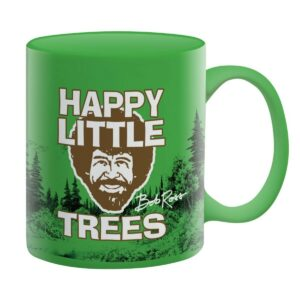 happy little tree mug