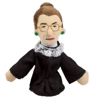 RBG magnetic personality finger puppet