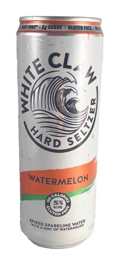 Watermelon White Claw Candle